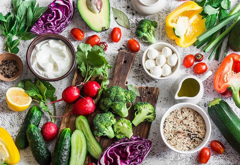 Ăn gì để giảm mỡ bụng hiệu quả cho bữa trưa