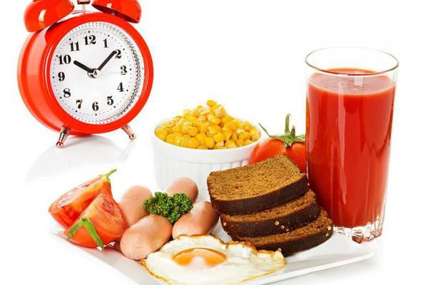 Ăn uống đúng giờ đảm bảo chuẩn khoa học sẽ mang hiệu quả tới 80%