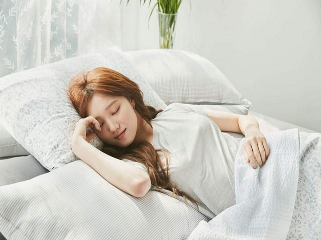 Điều chỉnh chế độ nghỉ ngơi và giữ vững tâm lý thoải mái giúp giảm cân hiệu quả