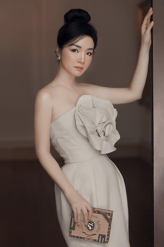 Hoa hậu Đền Hùng Giáng My luôn tin tưởng và lựa chọn giảm béo tại VTM Korea