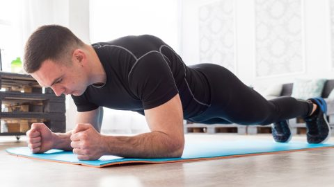 Bài tập giảm mỡ bụng cho nam
