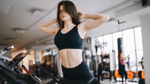 Tập Gym vừa đốt mỡ nhanh chóng còn cải thiện sức khỏe và sức đề kháng