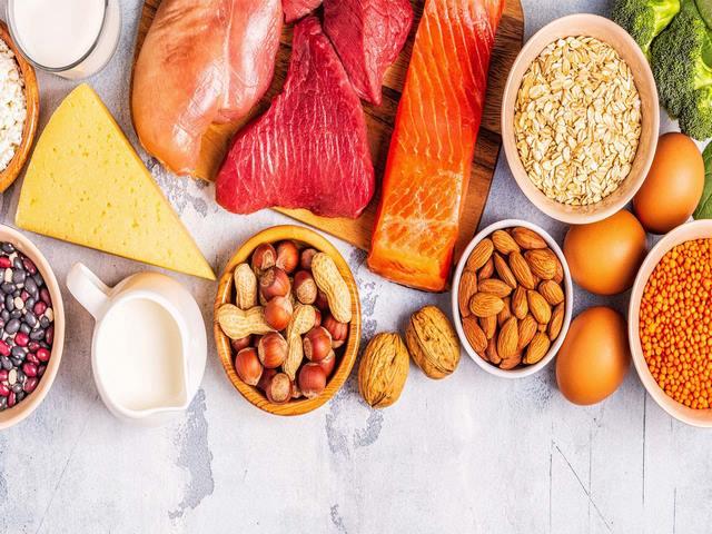 Thực đơn giảm cân trong 1 tháng với Protein