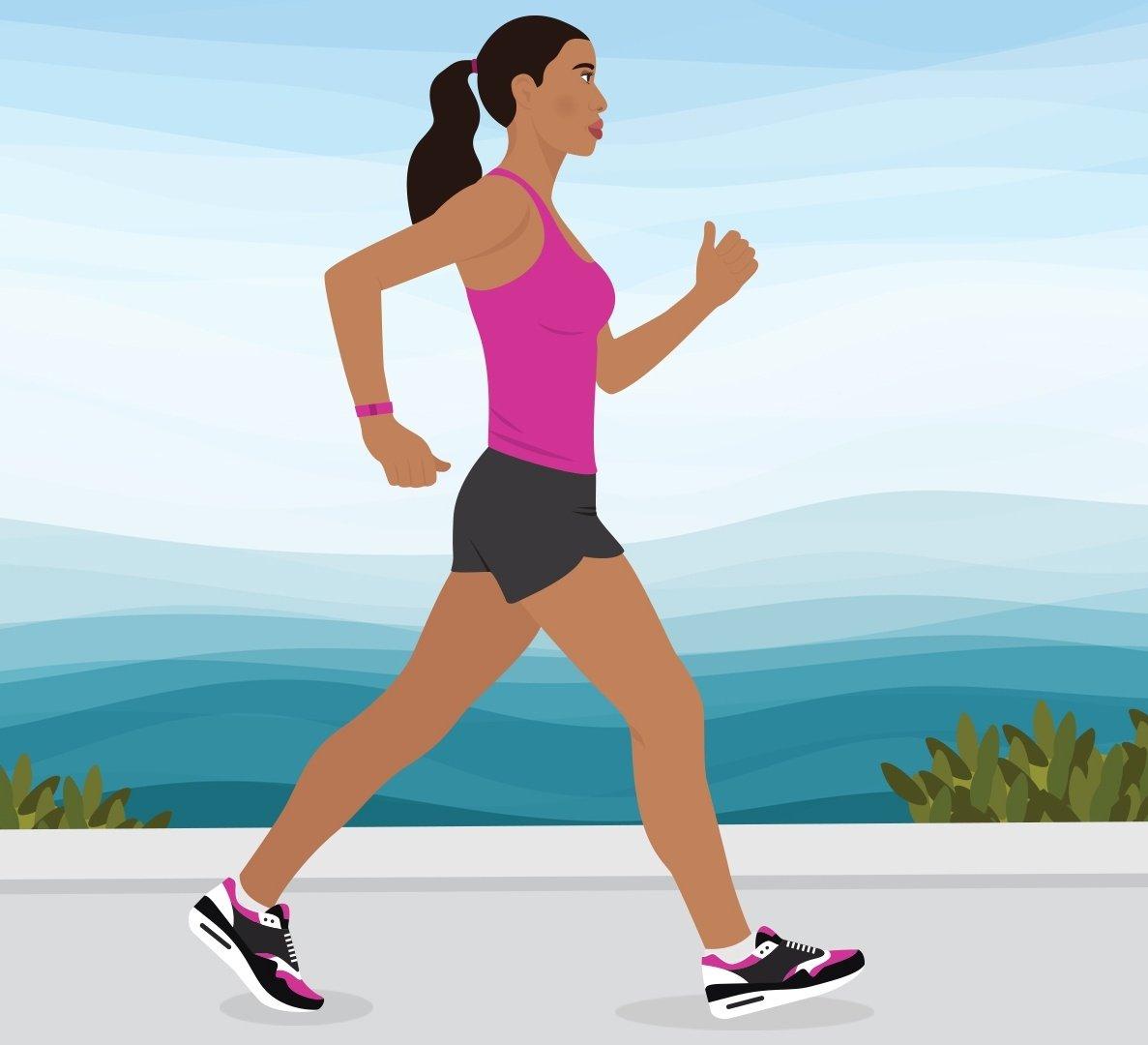 Đi bộ nhanh là top 10 cách giảm cân hiệu quả nhất