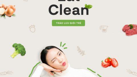 Thực đơn giảm cân Eat Clean trong 7 ngày hiệu quả
