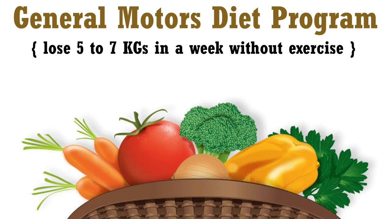 Thực đơn giảm cân hiệu quả nhất với General Diet