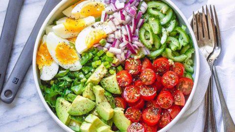 bữa sáng ăn bơ có giảm cân không