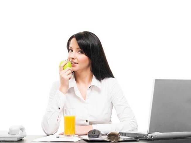 Những thói quen cần bỏ để giảm cân cho dân văn phòng hiệu quả