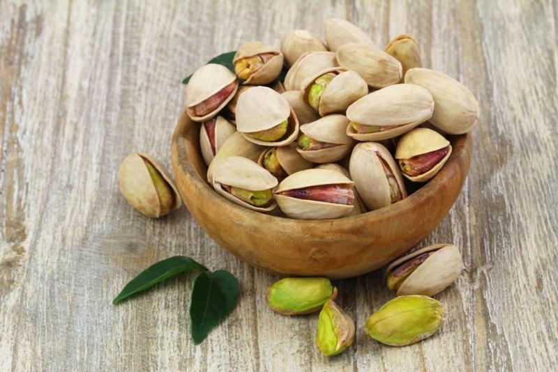 Quả hồ trằn giúp giảm cân, cải thiện cholesterol xấu rất tốt cho sức khỏe