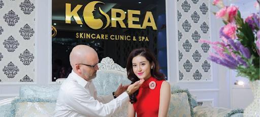 Thực hiện cấy Collagen tươi tại Viện thẩm mỹ Korea đảm bảo chất lượng, an toàn