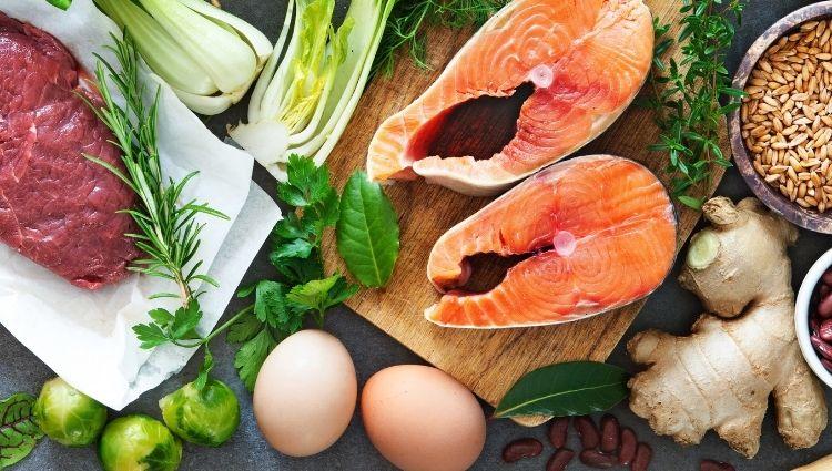 Bổ sung protein và chất xơ vào chế độ ăn