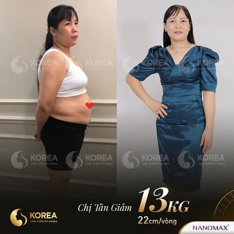 Viện Thẩm mỹ Korea Uy tin số 1 giảm cân