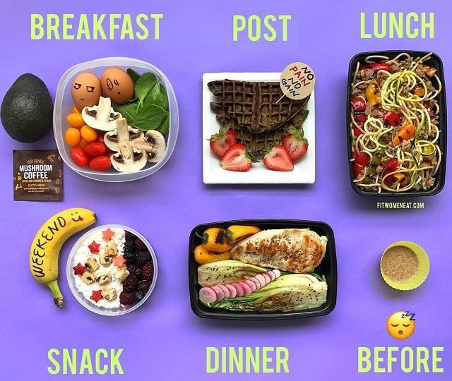 giảm cân ăn tết