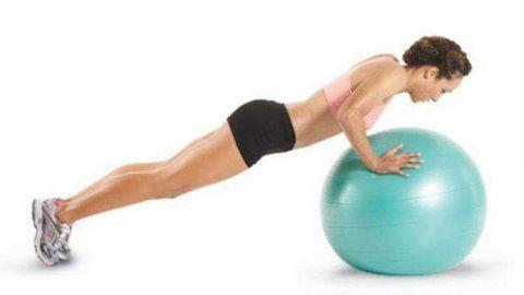 bài tập chống đẩy để giảm mỡ bắp tay
