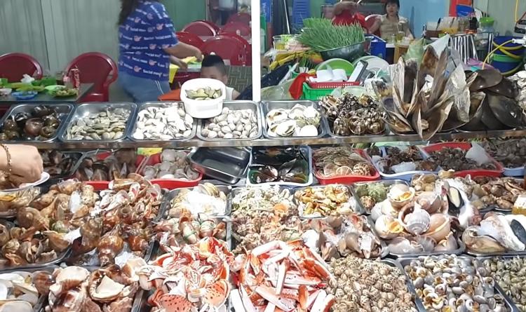 Thực đơn ăn hải sản giảm cân không sợ béo