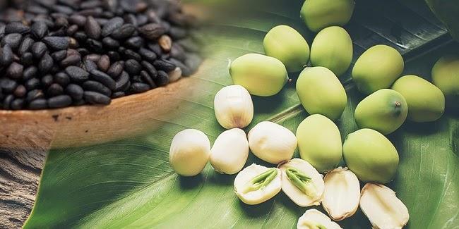 Giảm cân nhanh bằng hạt sen tươi với mè đen