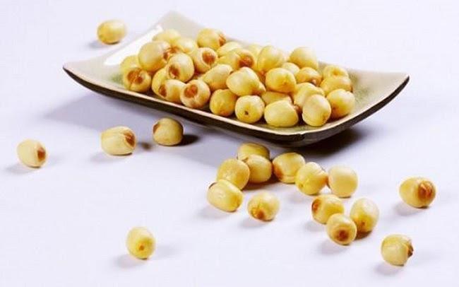 Ăn hạt sen có tác dụng gì đối với cơ thể