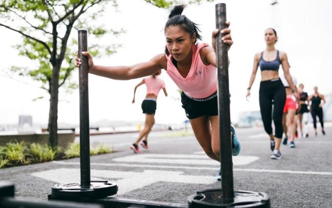 cách luyện tập bài tập hiit giảm cân cho nữ