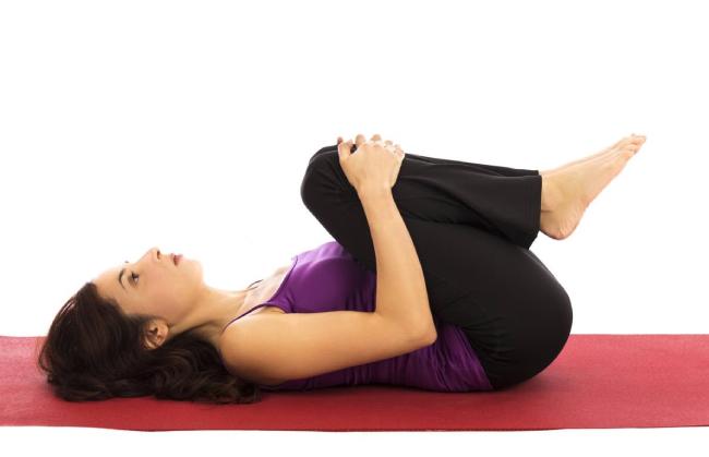 Bài tập yoga giảm mỡ bụng nhanh nhất