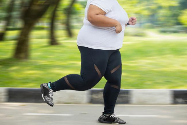 chạy bộ có giảm mỡ bụng