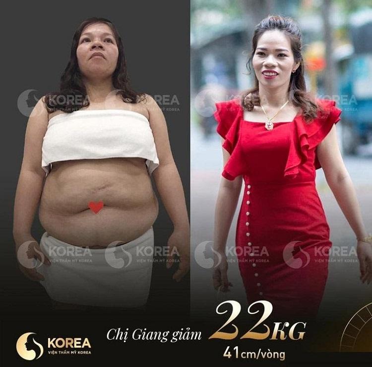 Từng thử mọi cách giảm cân từ ăn kiêng, tập luyện đến uống thuốc nhưng chị Giang chỉ thật sự tìm lại được vóc dáng thon gọn nhờ Max Thin Lipo