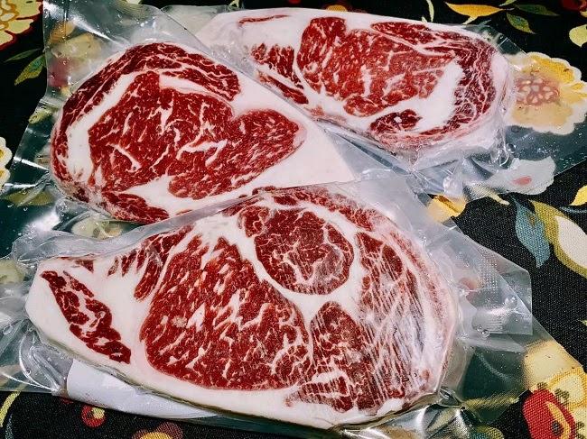 ăn thịt bò đông lạnh có béo không