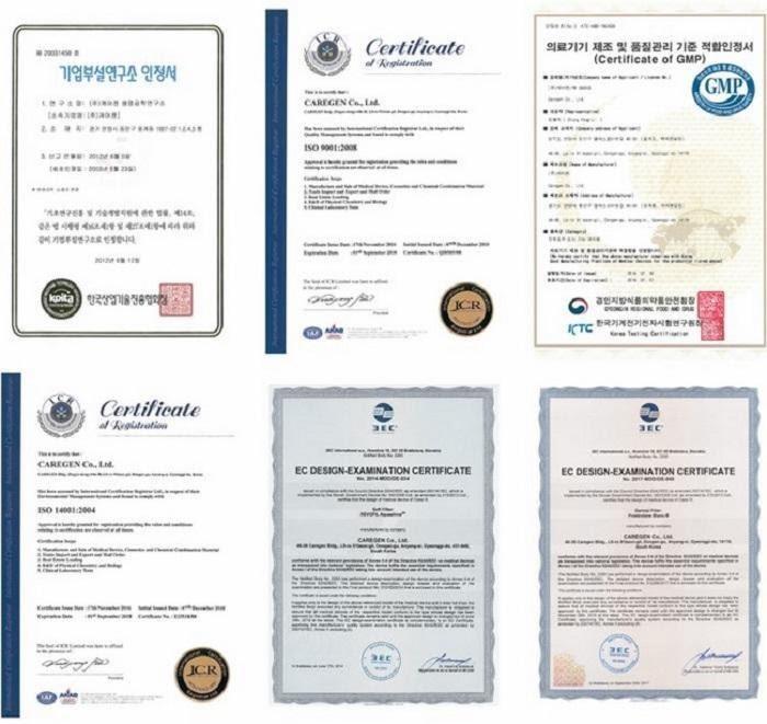 Giảm béo Max Thin Lipo là công nghệ được chứng nhận và cấp phép