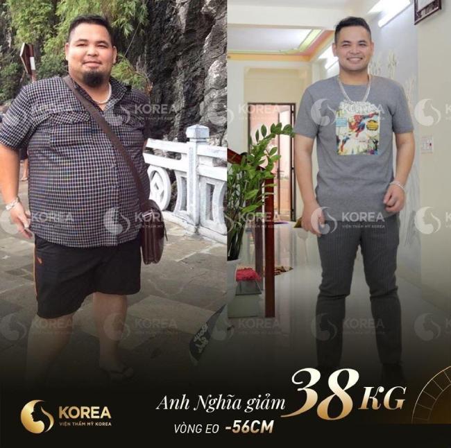 Nhiều khách hàng nam cũng lựa chọn Max Thin Lipo là phương pháp giảm cân cho mình