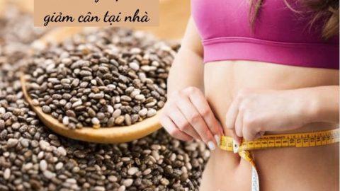 Cách sử dụng hạt chia giảm cân tại nhà