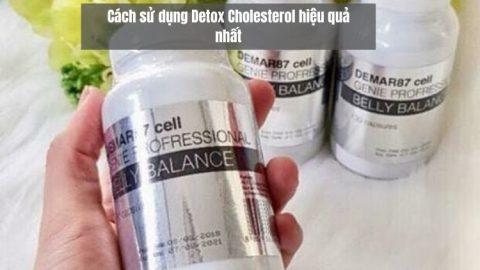 Viên uống Gene Demar 87 Cell: Thực hư về chuyện giảm mỡ vòng eo?