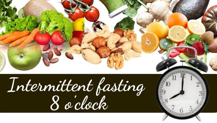 Giảm cân an toàn với phương pháp nhịn ăn gián đoạn 8 giờ