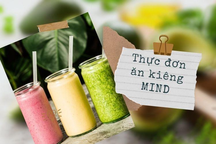 Chế độ ăn kiêng Mind trở nên khác biệt vì chủ yếu chỉ tập trung vào các loại rau xanh