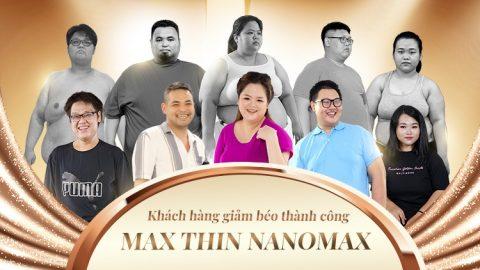 Thực hiện Max Thin Nanomax khách hàng chỉ cần thực hiện 1 buổi tác động tinh chất duy nhất, mỡ thừa đào thải một cách tự nhiên tại nhà