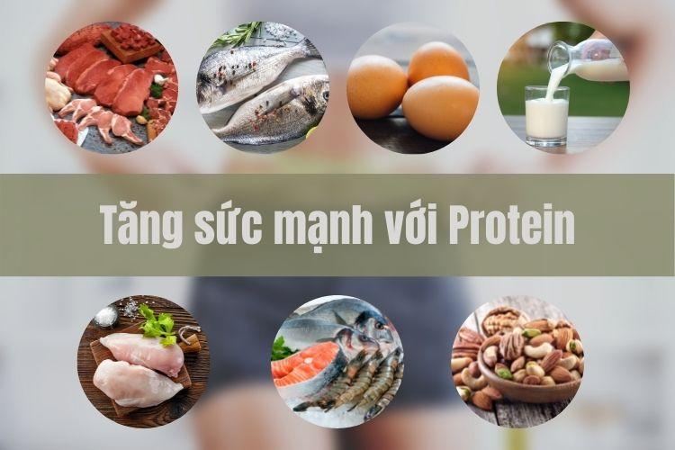 Tăng cường Protein rất tốt cho việc giảm cân, giảm mỡ