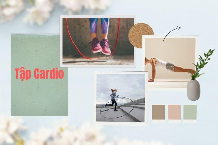 Tập cardio giúp tăng nhịp tim của bạn đốt cháy mỡ hiệu quả
