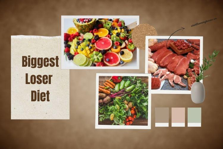 Biggest Loser Diet được US News and World Report đánh giá là một trong những chế độ ăn uống tốt nhất cho giảm cân