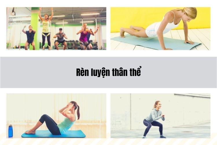 Rèn luyện thân thể
