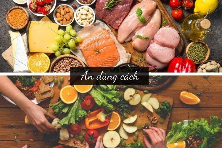 Xây dựng lại chế độ ăn uống phù hợp trong suốt quá trình giảm cân vẫn đảm bảo dinh dưỡng nuôi cơ thể khỏe mạnh