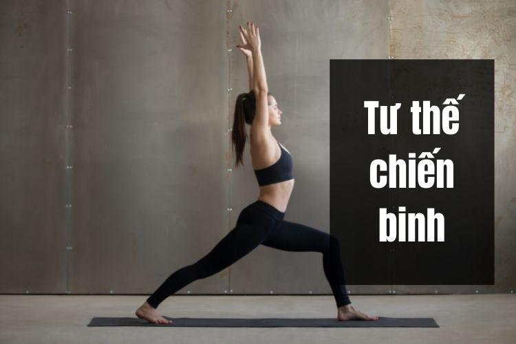 Bài tập yoga giảm cân tại nhà này giúp giảm cân hiệu quả đồng thời làm săn chắc vùng đùi.