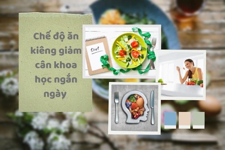 Ăn kiêng là một trong những cách giảm cân hiệu quả nhất