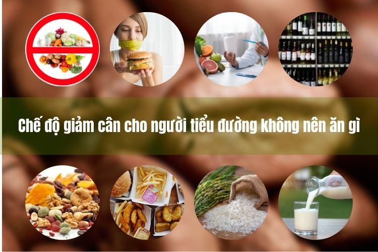 Thêm vào đó hãy tránh xa những thực phẩm sau