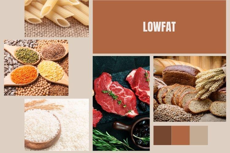 Chế độ Lowfat là chế độ ăn kiêng ít chất béo, giúp bạn giảm lượng calo tổng thể và cải thiện mức cholesterol trong cơ thể.