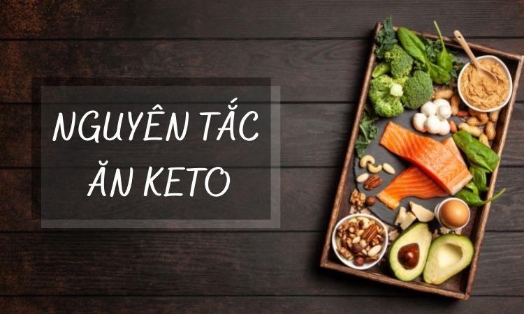 Nguyên tắc ăn kiêng theo chế độ Keto chia làm 4 giai đoạn