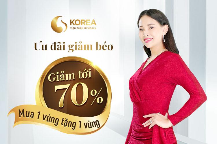 Khách hàng có thể săn Sale qua các chương trình khuyến mãi cực lớn tại VTM Korea để hưởng mức giá hấp dẫn nhất