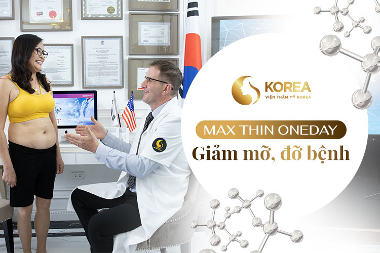 Người béo phì bị bệnh lý có thể giảm cân bằng Max Thin Oneday không?