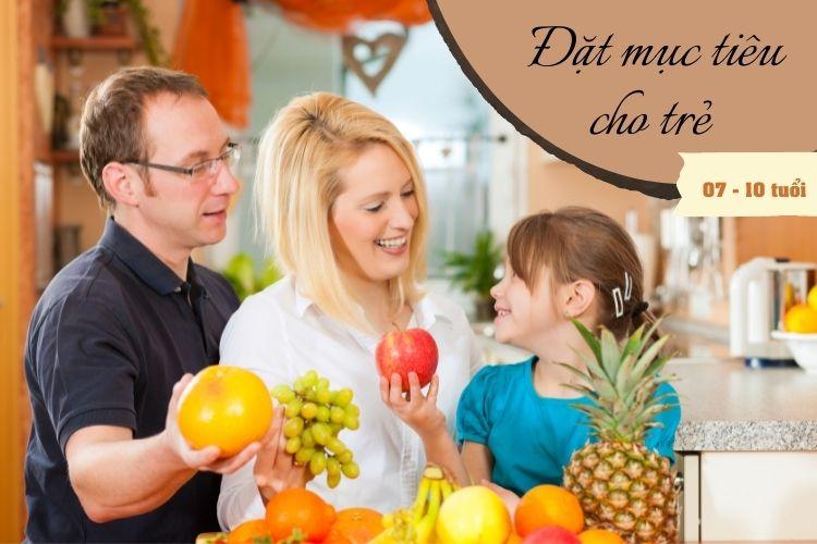Chiến lược giảm cân cho trẻ béo phì từ 1 - 7 tuổi