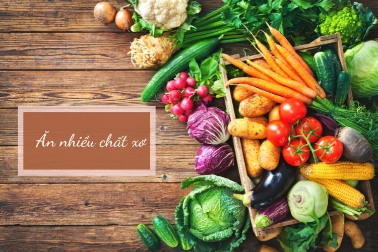 Chất xơ có hỗ trợ rất lớn trong việc giảm cân, nên thường được bác sĩ, chuyên gia khuyên sử dụng nhiều trong các chế độ ăn kiêng