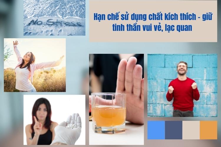 Các chất kích thích có thể gây ra tình trạng thừa cân do tích nước hoặc khiến tâm trạng của bạn rối loạn