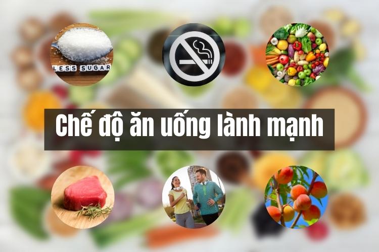 Xây dựng chế độ ăn lành mạnh quyết định tới 80% hiệu quả giảm mỡ