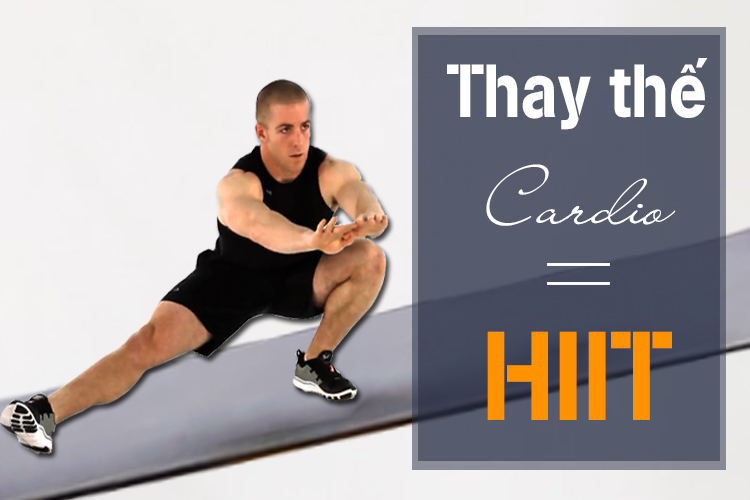 Các bài tập HIIT giúp giảm mỡ tích tụ quanh vùng hông một cách hiệu quả